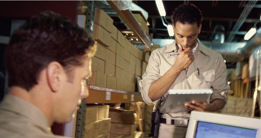 workforce management warehouse