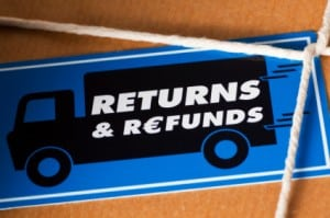 domestic shipping, ecommerce, ecommerce returns, Endicia, FedEx, Free returns, IRCE, IRCE 2014, postage, returns, returns process, shipping, Shipping/Delivery, UPS, USPS