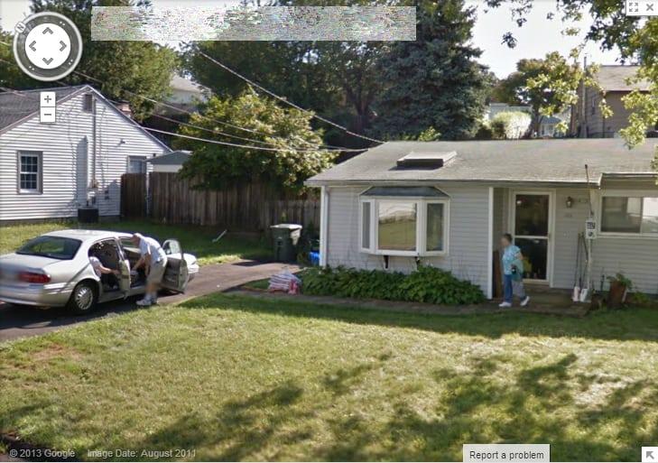 Google Maps Street View Captures My Late Mom Multichannel Merchant