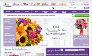 1-800-Flowers.com, Fanny May, Harry London, Warehouse/Distribution Center, warehouse, distribution center, Operations and Fulfillment, disaster recovery, contingency planning, ecommerce, ecommerce orders, Thanksgiving Day, Cleveland, Harry and David, The Popcorn Factory, holiday shopping