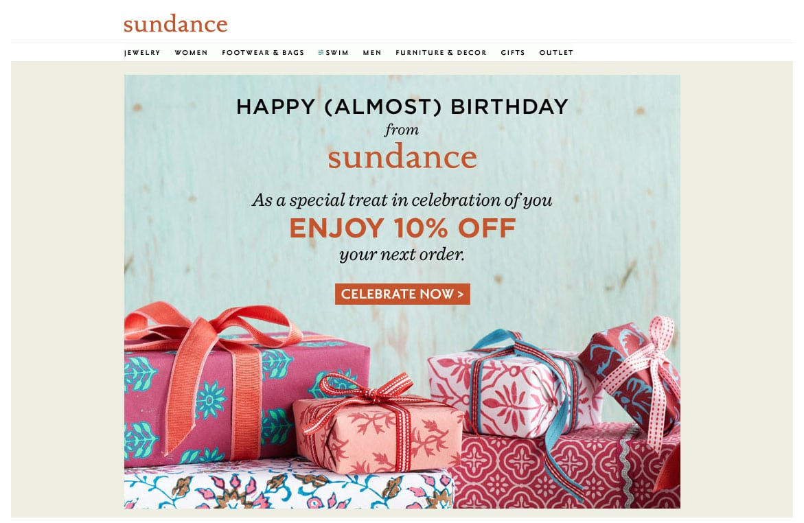 Happy Birthday to Me: Gifts in My Inbox - Multichannel Merchant