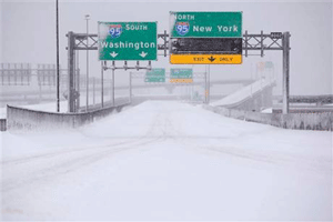 UPS, FedEx, U.S. Postal Service, USPS, winter storm Juno, shipping delays, Operations and Fulfillment, Shipping/Delivery, weather delays, snowstorm delays
