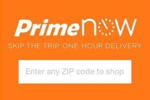 Amazon, Amazon Prime Now, Amazon Flex, Uber, Postmates, FedEx, on demand economy, contract drivers, ecommerce fulfillment