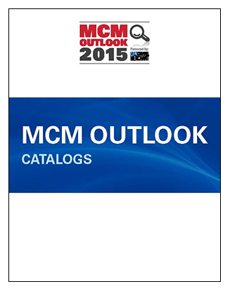 MCM Outlook Catalog Cover