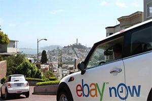 eBay, eBay Now, same-day delivery, Amazon, Google, ecommerce, ecommerce fulfillment