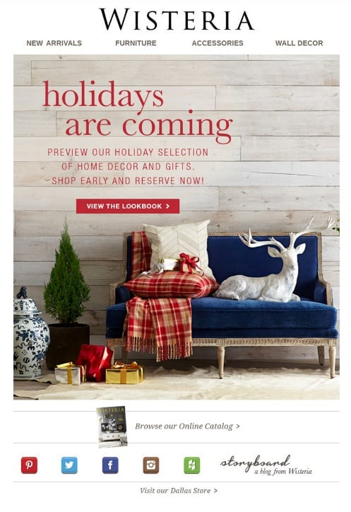 The challenge is that these types of campaigns will probably drive an  increase in top line sales  especially when companies compare them against  the same. Fighting Comp Sales for the Holidays   Multichannel Merchant