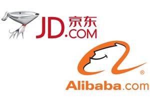 Alibaba JD.com