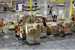 Amazon, Amazon Logistics, Amazon Air, ecommerce fulfillment, DHL, UPS, FedEx, ecommerce logistics
