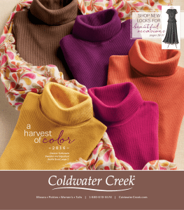 Coldwater Creek