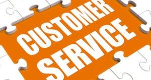 customer service puzzle