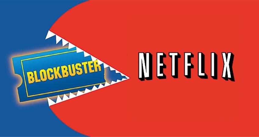 Image result for Blockbuster netflix images