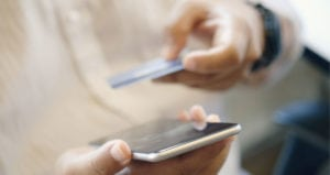 mobile payment feature