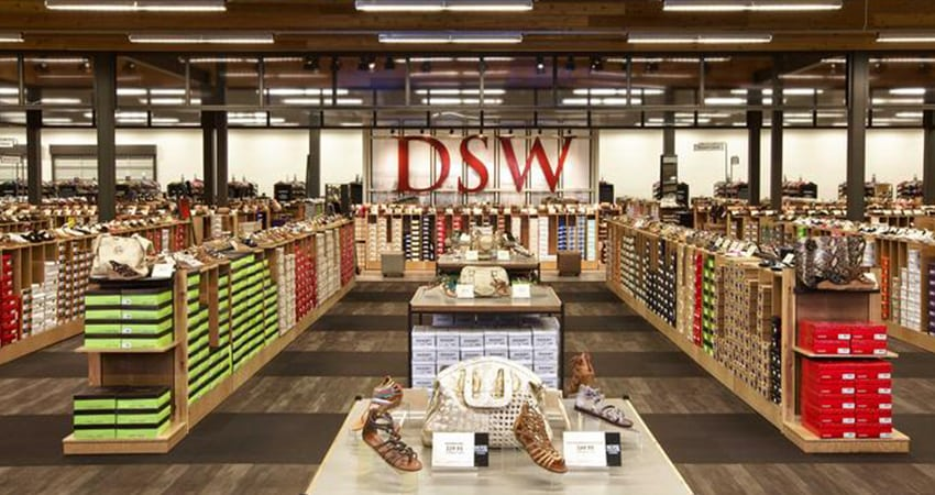 DSW Connects Online and In-Store with