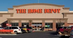 home depot exterior feature