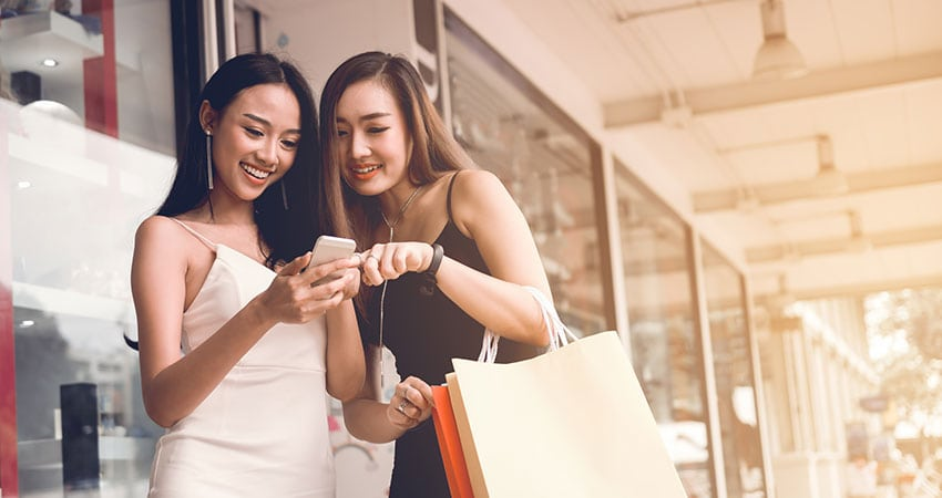 Asian Consumers Have Greater Fulfillment Expectations Than Those in U.S.