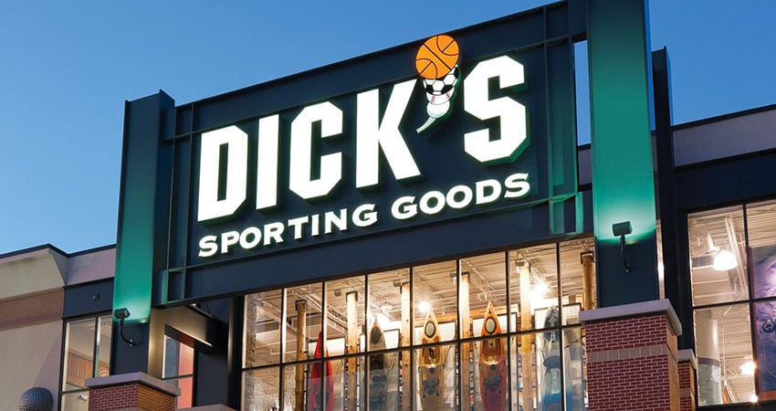 Dick's Sporting Goods exterior feature