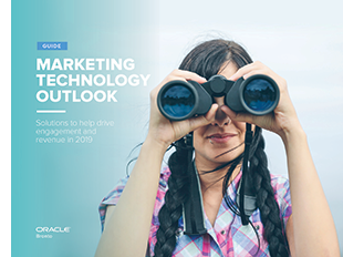Marketing Technology Outlook Guide