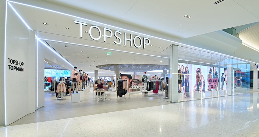 Topshop to Close All U.S. Stores - Multichannel Merchant