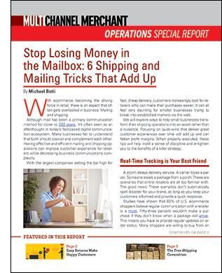 Multichannel Merchant Special Report