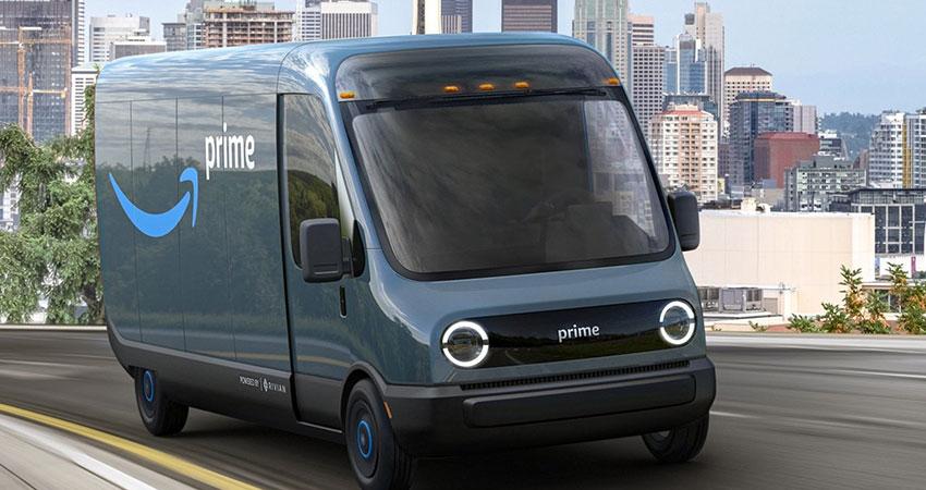 Punto de referencia Entretener Negar  Amazon to Buy 100,000 Electric Delivery Vans - Multichannel Merchant