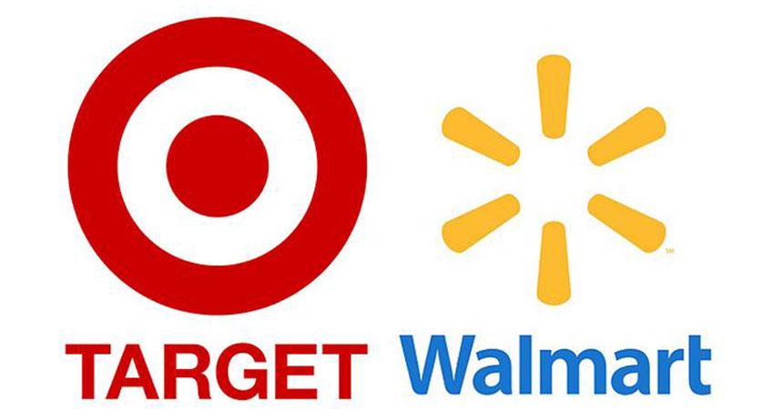 Target, Walmart Turn Up Heat on Last-Minute Holiday Ordering
