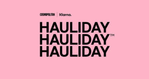 Klarna and Cosmo Hauliday 2020
