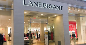 Lane Bryant mall store