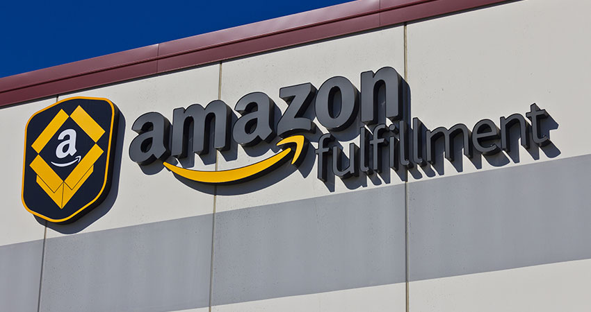 Amazon FC exterior