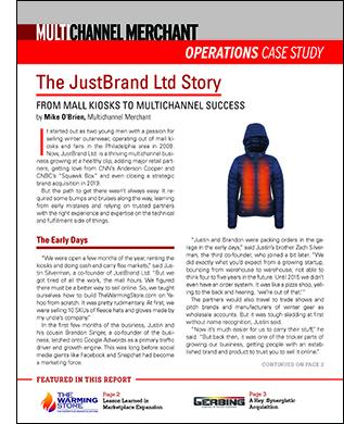Multichannel Merchant OWD Special Report