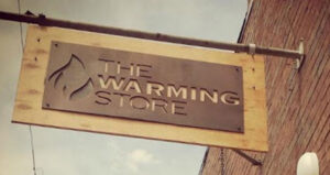 Warming Store exterior