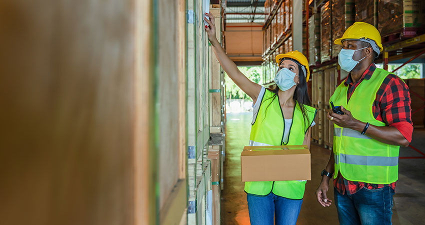 ecommerce fulfillment workers feature