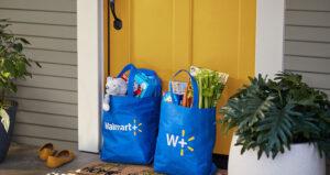 Walmart+ bags 2