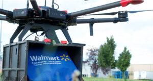 Walmart Flytrex drone