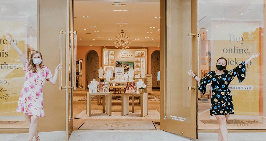 retail's next chapter Kendra Scott