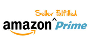 Amazon seller fulfilled prime logo feature