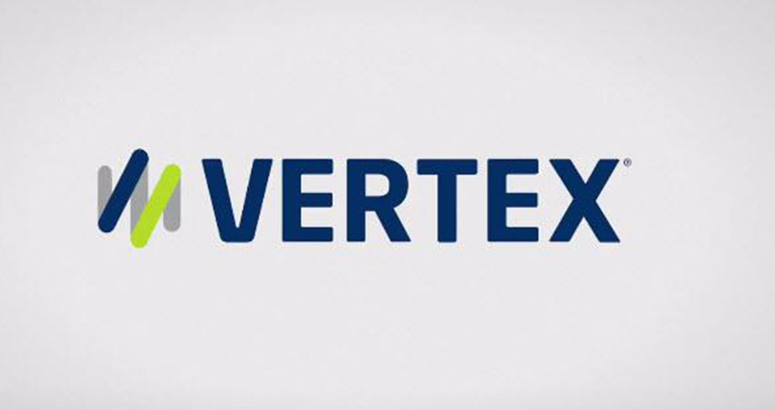 Vertex logo feature