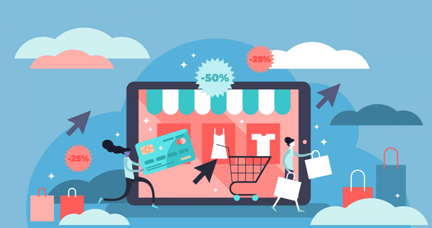 ecommerce trends illustration feature