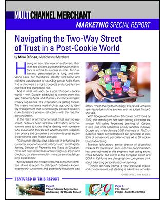 TransUnion Special Report Cover