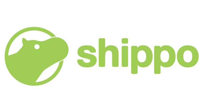 Shippo logo feature