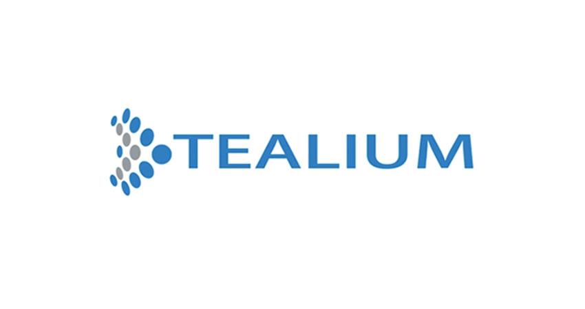 Tealium logo feature