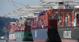 port congestion Oakland feature