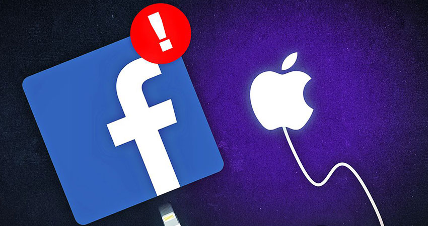 email marketing apple vs. facebook feature