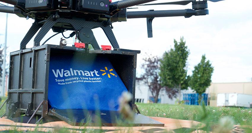 Flytrex drone Walmart feature