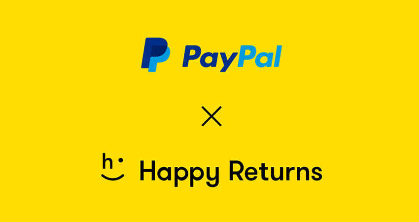 PayPal Happy Returns feature