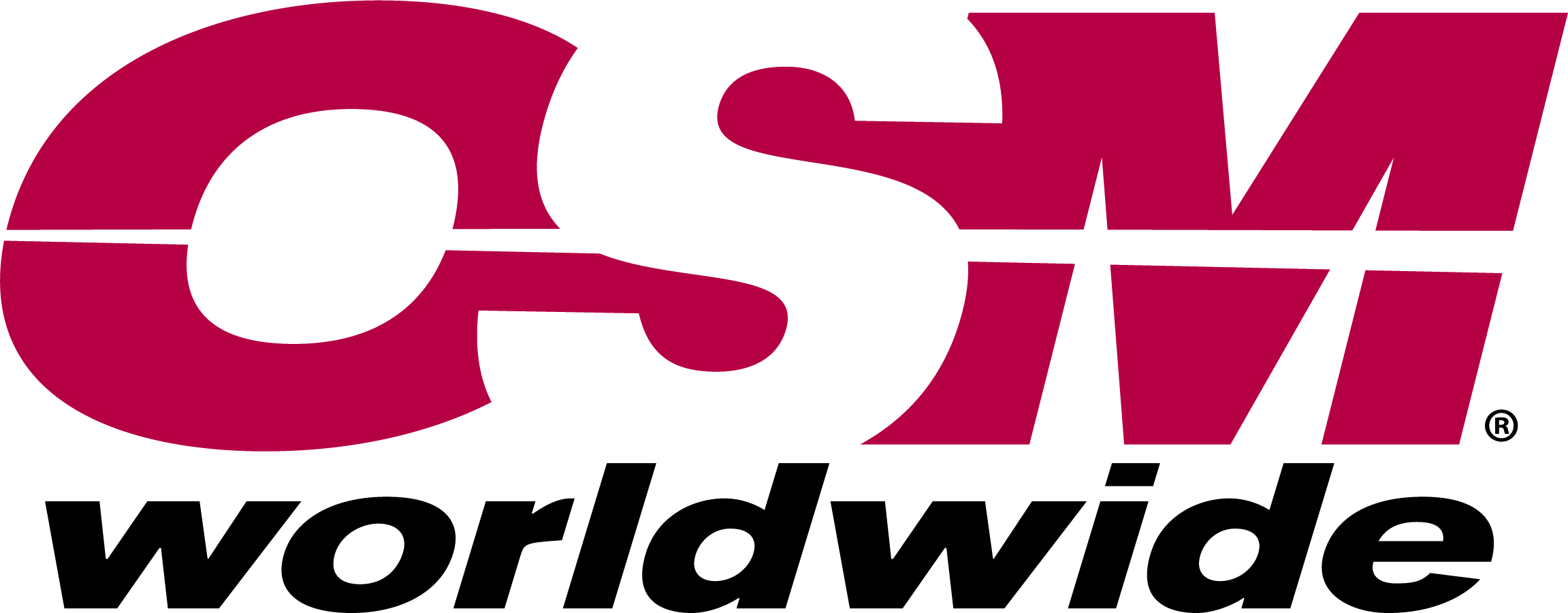 OSM Worldwide Logo Logo
