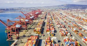 Port of LA-Long Beach supply chain feature