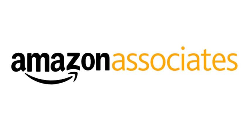 Amazon Associates logo feature