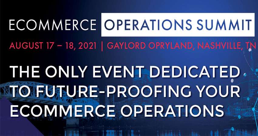 Ecommerce Operations Summit 21 banner feature