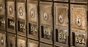 direct mail apt mailboxes feature