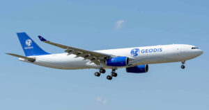 Geodis air freighter feature